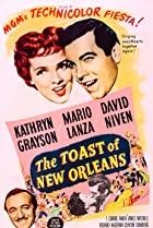The Toast of New Orleans (1950) Poster