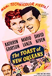 The Toast of New Orleans Poster