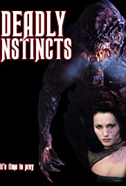 Deadly Instincts Poster