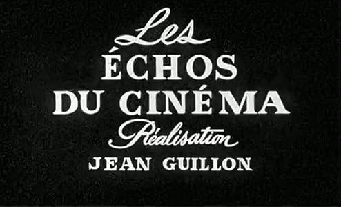 Direct movie downloads for ipad Les échos du cinéma - Episode 1.23 [1080p] [avi] [BluRay] France, Jean Guillon