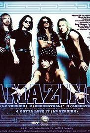 Aerosmith: Amazing(1993) Poster - Movie Forum, Cast, Reviews