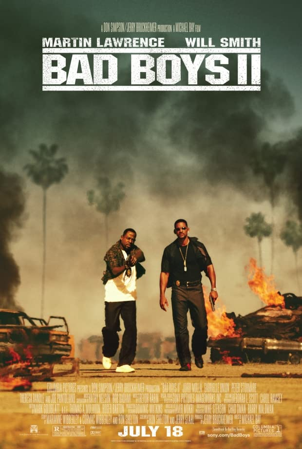 Bad Boys II (2003) Hindi Dubbed