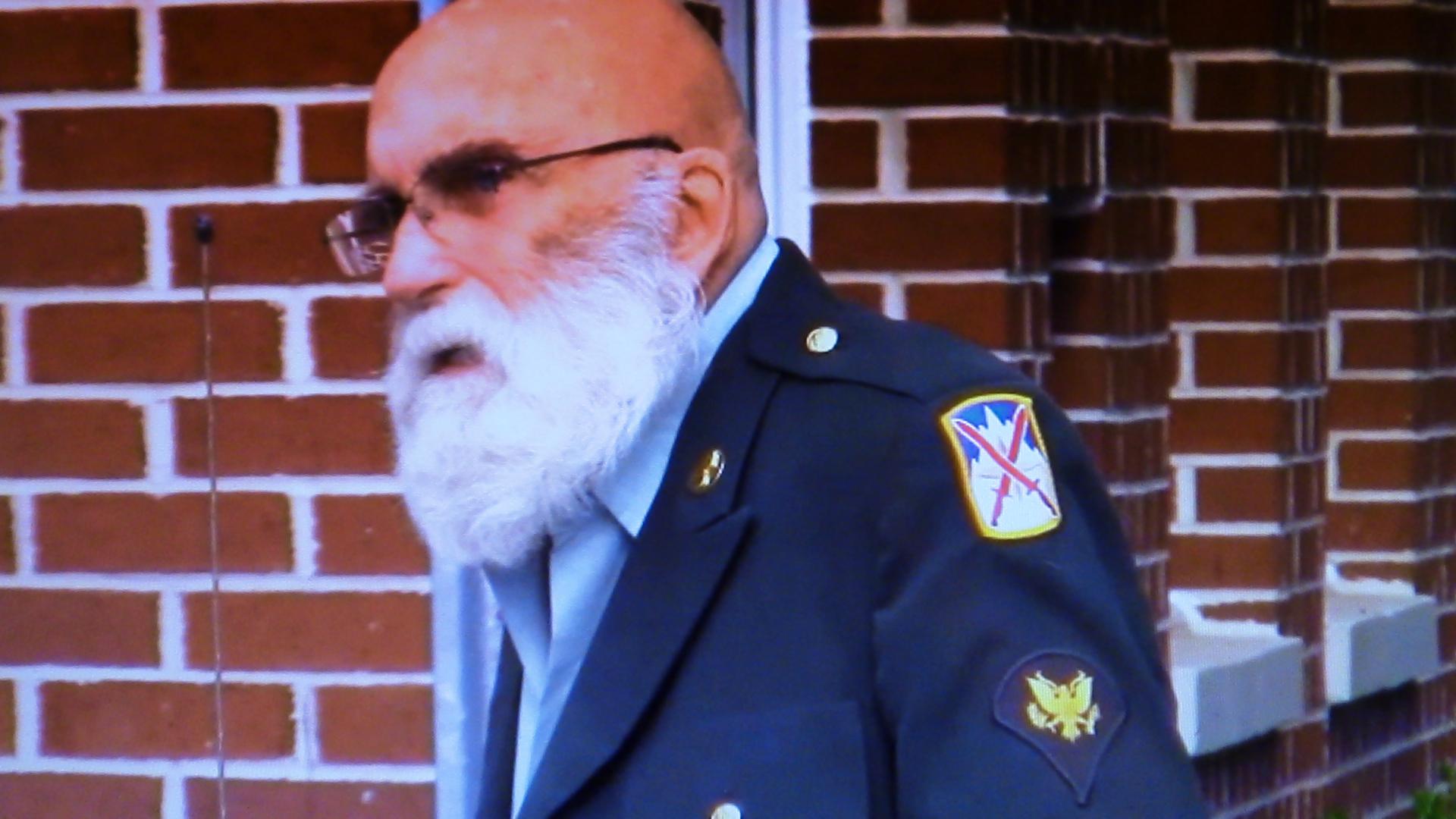 Bob Glazier in Joel D. Wynkoop's the Craiglon Incident (2020)
