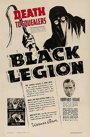 Where to stream Black Legion