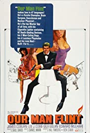 Our Man Flint (1966) Poster - Movie Forum, Cast, Reviews
