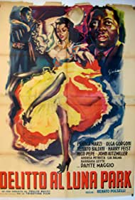 John Kitzmiller in Delitto al luna park (1952)