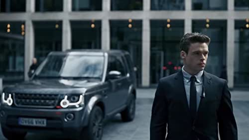 """The first season of the British series """"Bodyguard,"""" starring Richard Madden, is available to watch on Netflix."""