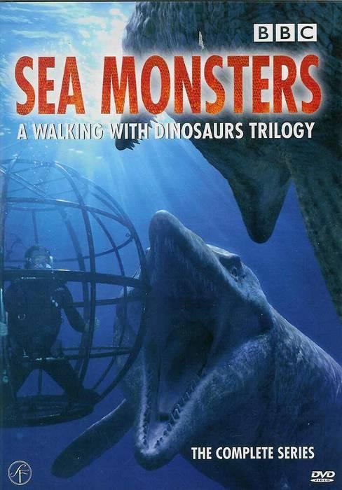 Monstruos marinos – Especial Caminando entre dinosaurios