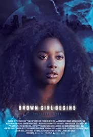 Brown Girl Begins Poster