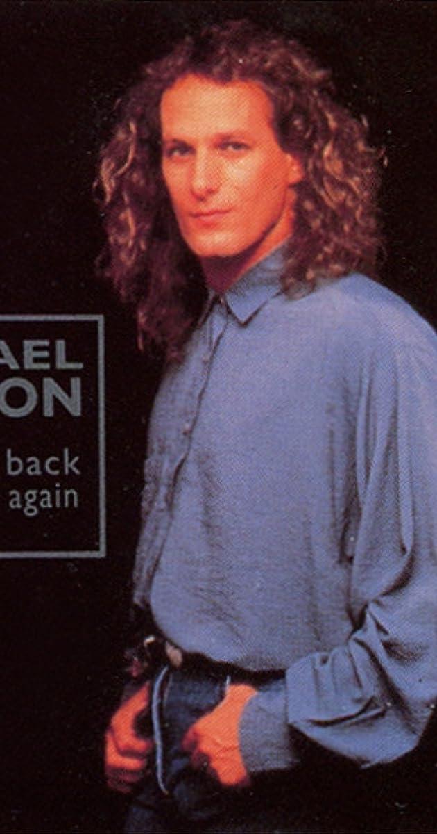 Michael Bolton When I M Back On My Feet Again Video 1990 Michael Bolton As Michael Bolton Imdb