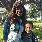 "Jaden Betts stars as ""Ethan"" Merrin Dungey's son the Fox family comedy pilot ""48 Hours Til Monday"""