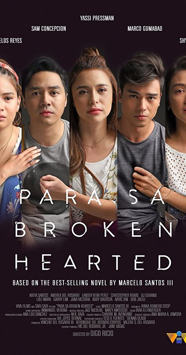 Para sa broken hearted (2018) - IMDb