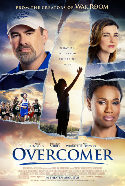 Overcomer (2019) 720p BDRip  [Tamil + Telugu + Hindi + Eng]