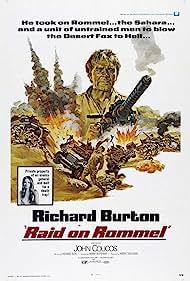 Raid on Rommel (1971) Poster - Movie Forum, Cast, Reviews
