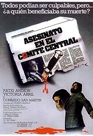 Asesinato en el Comité Central Poster