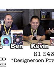 Designercon Power Hour Poster