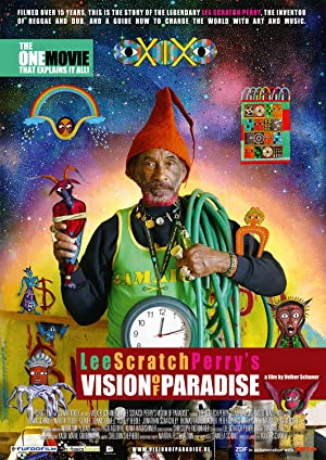 Where to stream Lee Scratch Perry's Vision of Paradise
