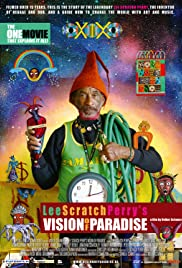 Lee Scratch Perry's Vision of Paradise Poster