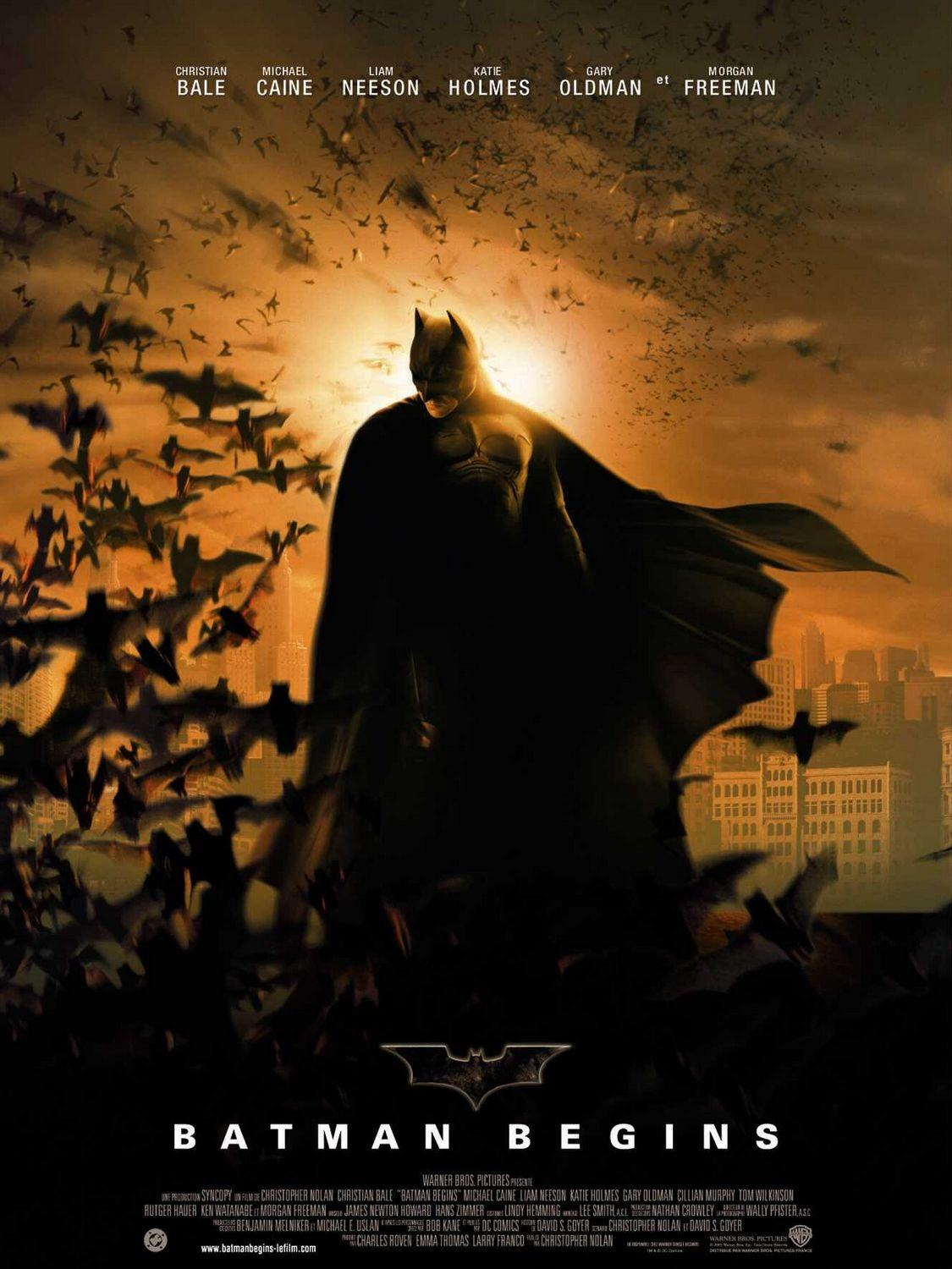 Batman begins remvoed from netflix this september