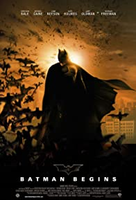 Primary photo for Batman Begins