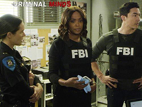 Aisha Tyler, Daniel Henney, and Hannah Barefoot in Criminal Minds (2005)