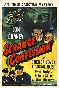 Divx movies torrent free download Strange Confession USA [720x594]
