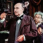 John Mills and Ralph Richardson in The Wrong Box (1966)