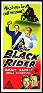 The Black Rider (1954) Poster