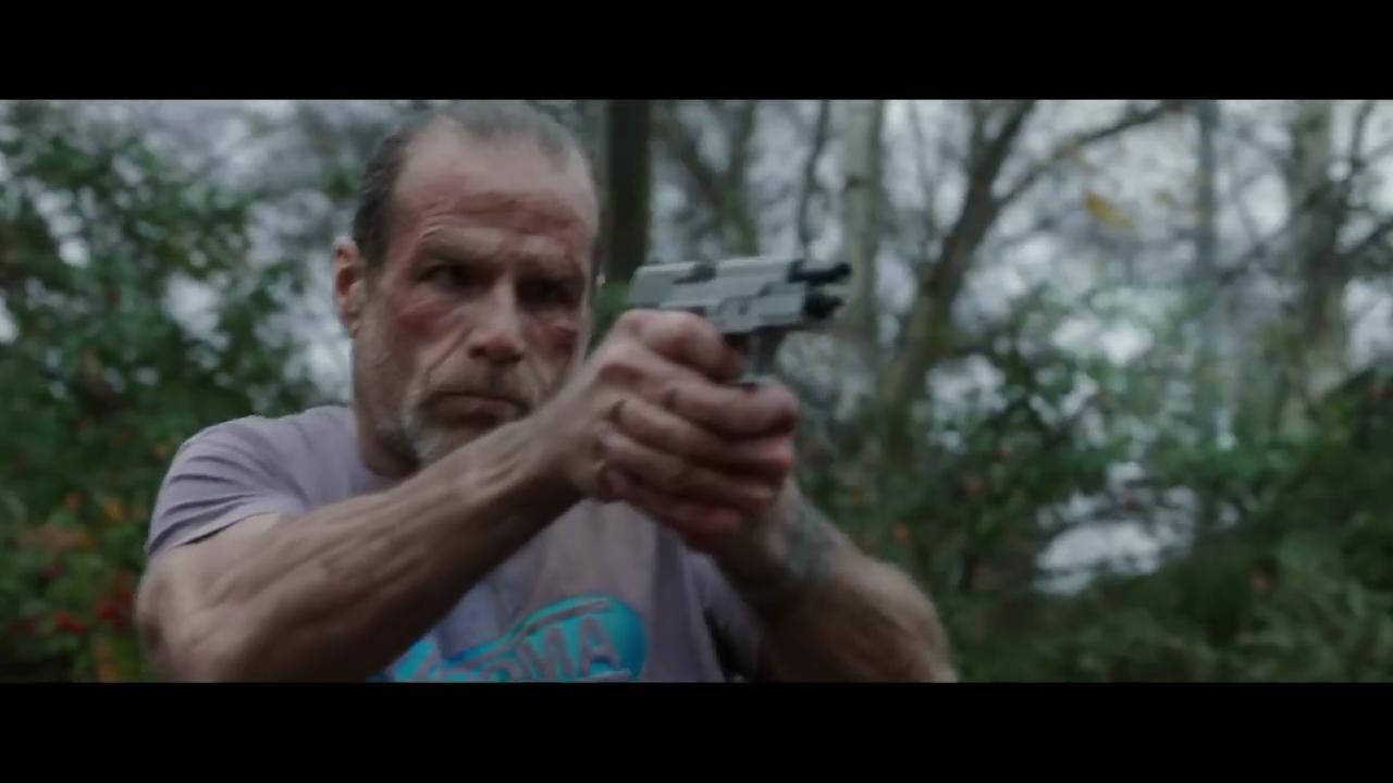 Shawn Michaels in The Marine 6: Close Quarters (2018)