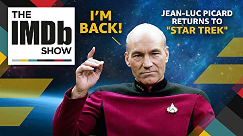 "Captain Picard Returns! Patrick Stewart Rejoins ""Star Trek"""