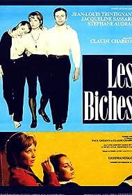 Les biches (1968) Poster - Movie Forum, Cast, Reviews