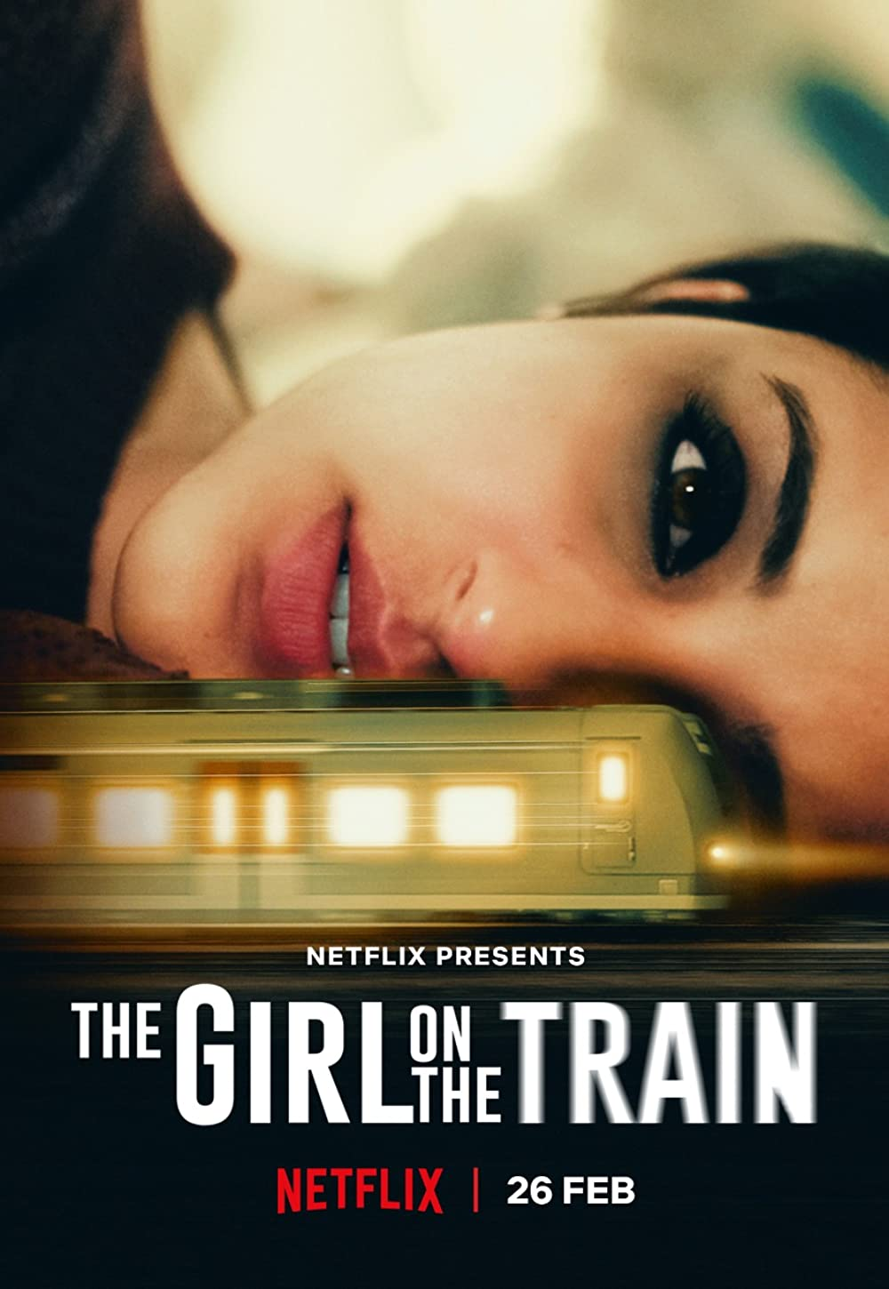 The Girl on the Train 2021 Hindi Official Trailer 1080p HDRip 41MB Download