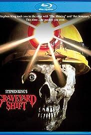 Filmmaking in King Country - Ralph Singleton on Graveyard Shift Poster