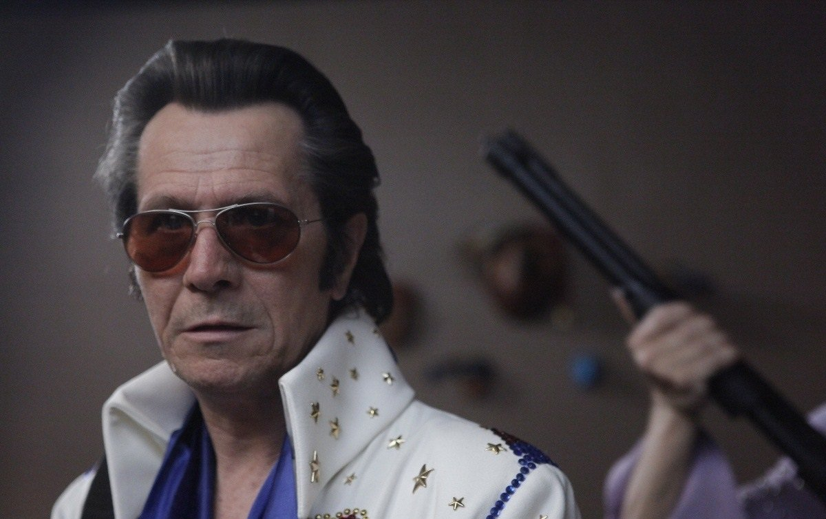 Gary Oldman in Guns, Girls and Gambling (2012)