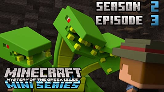 Nedlastinger for film Minecraft Miniseries: Mystery of the Greek Isles: The Twist of the Plot [4k] [1080pixel]