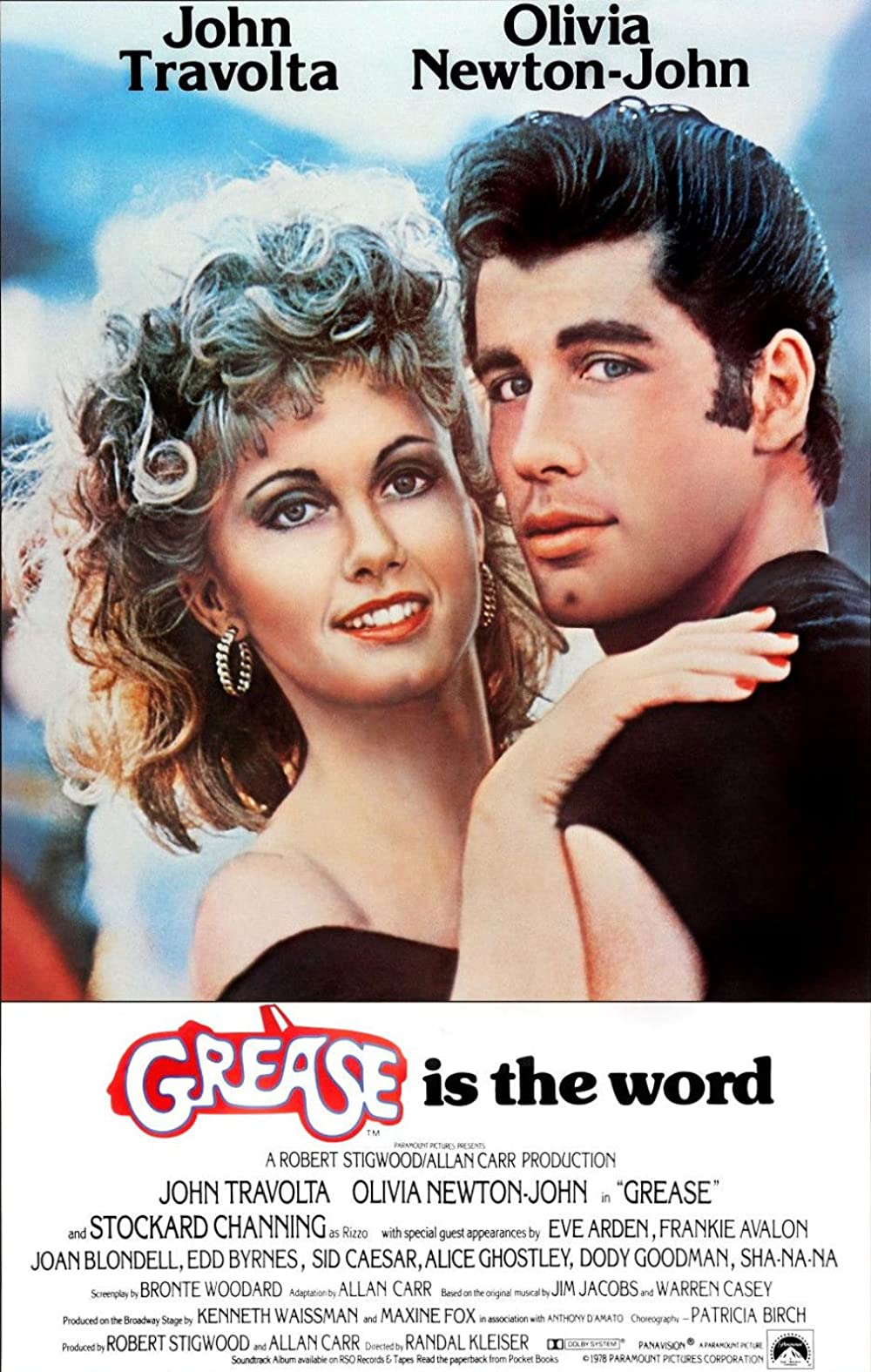 Grease 1978 Hindi Dual Audio 475MB BluRay ESubs Download