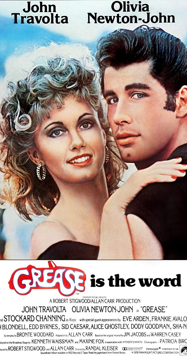 Subtitle of Grease