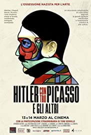 Discover Arts: Hitler vs Picasso Poster