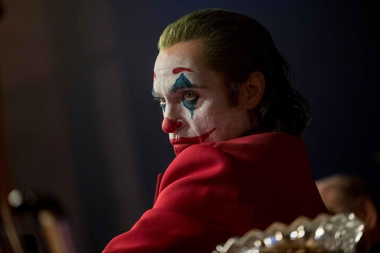 Joaquin Phoenix in Joker 2019