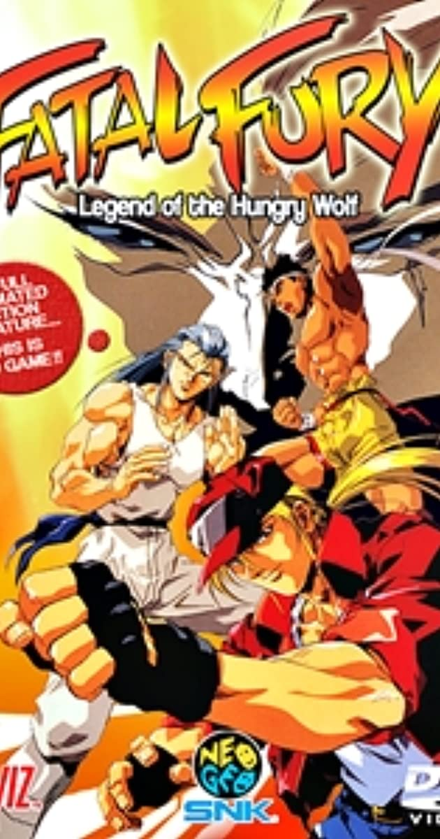 Fatal Fury Legend Of The Hungry Wolf Video 1992 Imdb