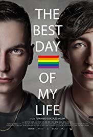 The Best Day of My Life Poster