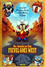 An American Tail: Fievel Goes West (1991) Poster