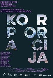 Korporacija Poster