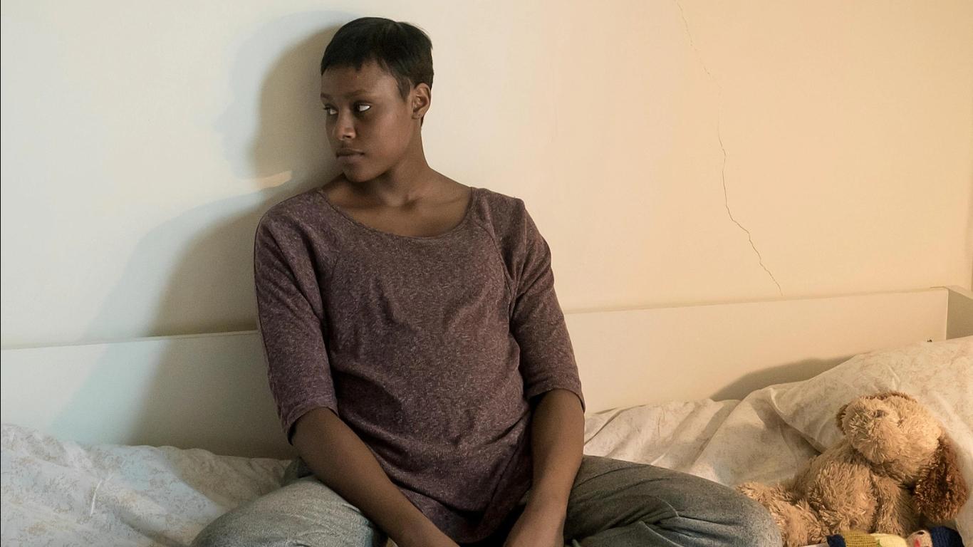 Naïla Victoria Louidort-Biassou in Toute la vie (2019)