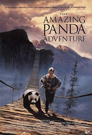 Yi Ding The Amazing Panda Adventure Movie
