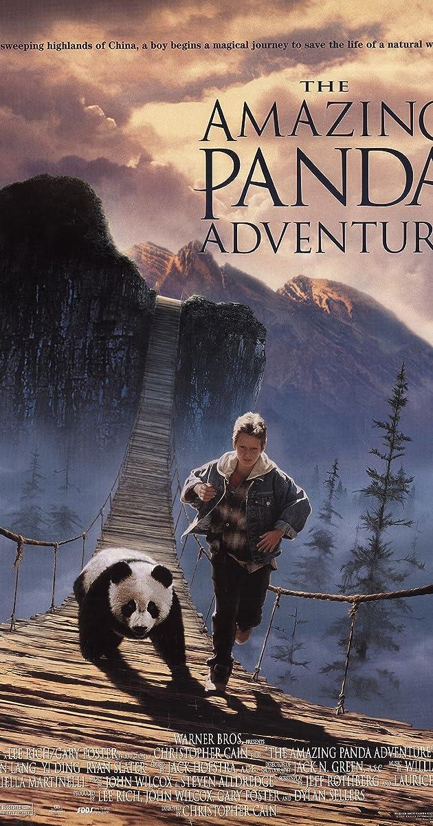 Subtitle of The Amazing Panda Adventure