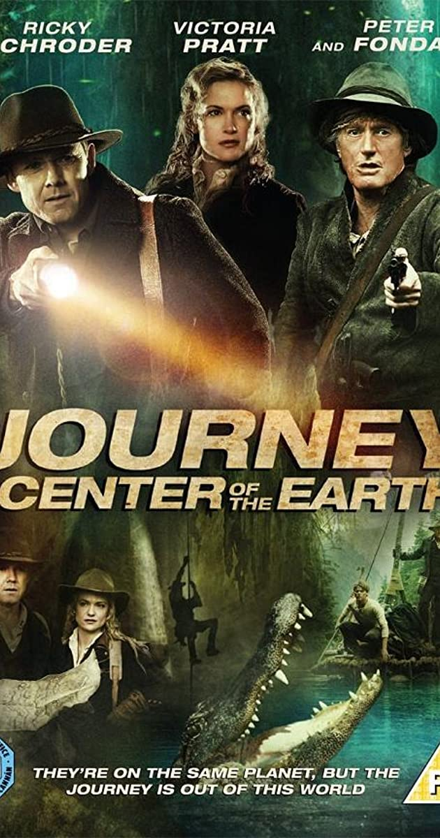 Journey To The Center Of The Earth Tv Movie 2008 Imdb