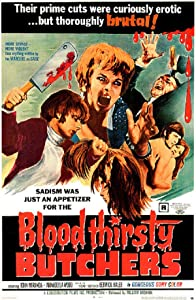 Movie full hd free download Bloodthirsty Butchers [480x640]