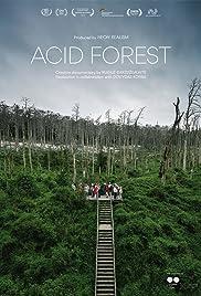 Acid Forest Poster