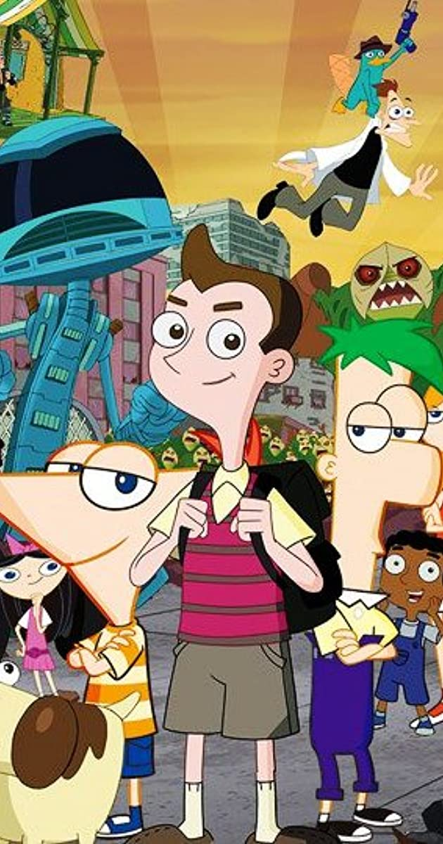 milo murphys law the phineas and ferb effect watch online